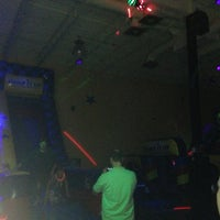Photo taken at Pump It Up by Stephanie R. on 11/17/2012