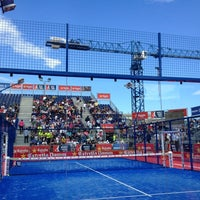 Photo taken at Real Club de Polo Padel by Carlos G. on 5/23/2014