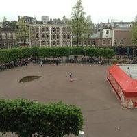 Photo taken at Marie Heinekenplein by Steven Z. on 5/19/2013