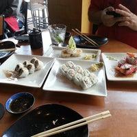 Photo taken at RA Sushi Bar Restaurant by Shawn C. on 6/15/2013