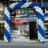 Photo taken at Ciesem Aksesuar by 🇹🇷👑MustafaBeker👑🇹🇷 on 7/24/2015