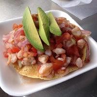 Photo taken at Taco Fish La Paz by SiDnEy .. on 7/1/2013