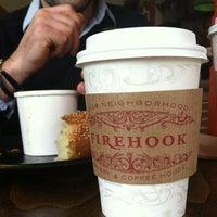 Foto tomada en Firehook Bakery por Lia D. el 1/21/2013