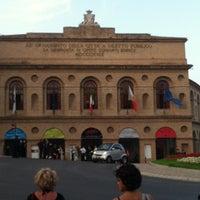Foto scattata a Arena Sferisterio da Manuela G. il 7/19/2013