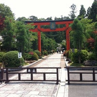 Photo taken at 霊山寺 by わかぽんΨ( ̄∇ ̄)Ψ on 6/8/2013