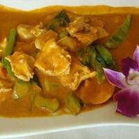 Photo taken at Thai Lotus by Rosh S. on 11/9/2012