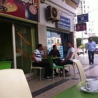 Photo taken at Caféteria Yasmina by H K. on 6/5/2013