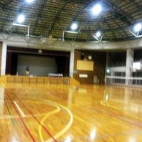 Photo taken at 糸満市立 兼城中学校 by maijun on 2/7/2013