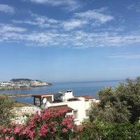 Photo taken at Saklı Kumsal by huseyin y. on 4/29/2016