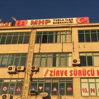 Photo taken at MHP Tuzla İlçe Başkanlığı by HaSan Ö. on 12/5/2016