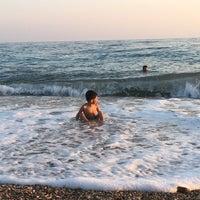 7/22/2018 tarihinde Elif A.ziyaretçi tarafından Mavikent Sahili'de çekilen fotoğraf