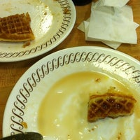 Photo taken at Waffle House by Jessica L. on 10/22/2012