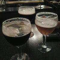 Photo taken at Leuven Belgian Beer Cafe by Ken S. on 10/4/2012