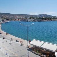 Photo taken at Athena Hotel by Bengü S. on 8/22/2016
