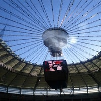 Photo taken at BC Place by Marvin L. on 9/16/2012