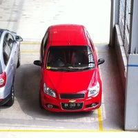 Photo taken at Chevrolet - Mega Autoworld by Frenky Ade S. on 9/26/2013