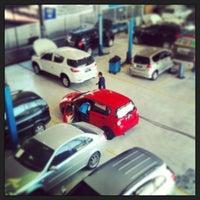 Photo taken at Chevrolet - Mega Autoworld by Frenky Ade S. on 6/17/2013