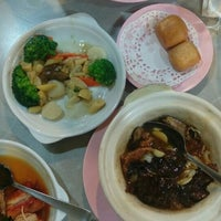 Photo taken at Foong Yean Restaurant by William C. on 2/28/2016