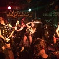 Photo taken at Bovine Sex Club by Chris Z. on 6/19/2014