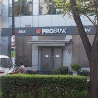 Das Foto wurde bei pro bank Νικαιας von Spiros Pantos M. am 9/20/2013 aufgenommen