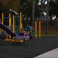 Photo taken at Eucalyptus Park by Maria R. on 11/19/2013