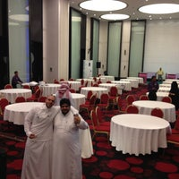 Photo taken at Novotel Riyadh AlAnoud Hotel by Tariq on 1/29/2013