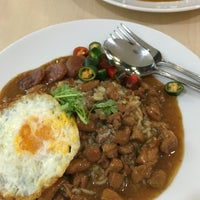 Photo taken at Sodexo Cafeteria by porporz c. on 5/7/2017