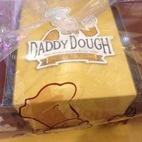 Photo taken at Daddy Dough by porporz c. on 10/21/2015