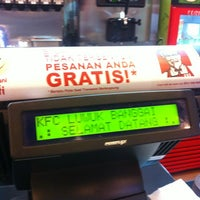 Photo taken at KFC by Deddy M. on 2/18/2013