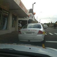 Photo taken at Gover Taxi Stand by Robert W. on 1/2/2013