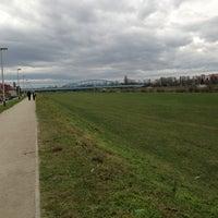 Photo taken at Savski nasip by Tomislav B. on 12/25/2012