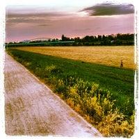 Photo taken at Savski nasip by Tomislav B. on 6/26/2013