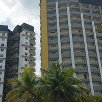 Photo taken at Bayview Villas, Port Dickson by Athirah on 2/6/2016