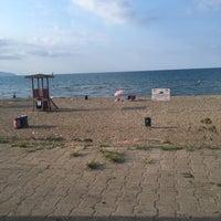 Photo taken at Efirli Plajı by Cihat on 8/14/2017