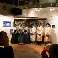 Das Foto wurde bei Centre Culturel Coréen von Nathalie S. am 1/27/2016 aufgenommen
