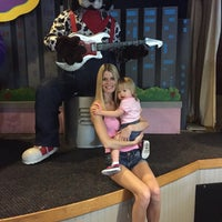 Photo taken at Chuck E. Cheese's by Betsy J. on 5/20/2015