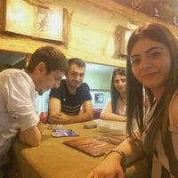 Photo taken at Caffe Çaplin by Fatih E. on 7/16/2015