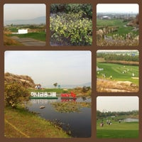 Photo taken at SKY72 Golf Club by YI Y. on 10/19/2014