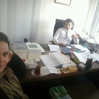 Photo taken at Demiray Hukuk Bürosu by Gülseren K. on 1/4/2017