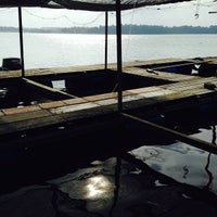 Photo taken at Pulau Ketam Kelong by Fana R. on 2/13/2014