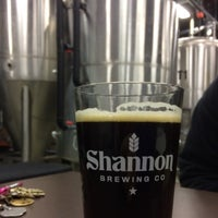 Photo taken at Shannon Brewing Company by Michael M. on 12/3/2016