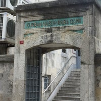 Photo taken at Kurban Nasuh Baba Camii by İsmail K. on 5/31/2017