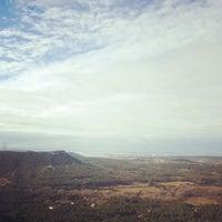 Photo taken at Plateau de Ventabren by Alcaraz M. on 2/1/2014