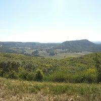 Photo taken at Plateau de Ventabren by Alcaraz M. on 6/2/2013