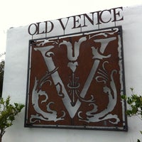 Photo taken at Old Venice Restaurant by Old Venice Restaurant on 5/11/2015