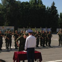 Photo taken at Военная Комендатура Новочеркасского гарнизона by Михаил С. on 7/20/2013