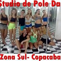 Photo taken at Rio Pole Dance Stdio by pole dance c. on 5/11/2015