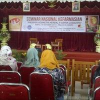 Photo taken at Institut Ilmu Kesehatan - IIK Bhakti Wiyata Kediri by rouwney v. on 10/10/2015