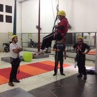 Photo taken at Grupo Aerius - Circo e Aventura by Diego F. on 9/28/2013