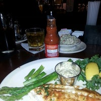 Photo taken at Vinsetta Grill by Kevin M. on 12/7/2013